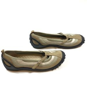 PRIVO Gray Leather Loafers      Size: 9.5M